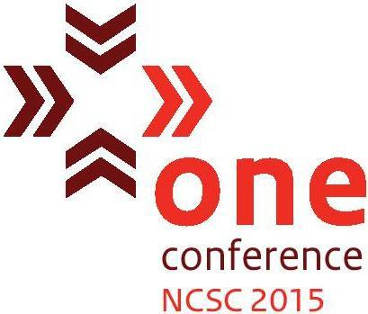 one conference ncsc2015