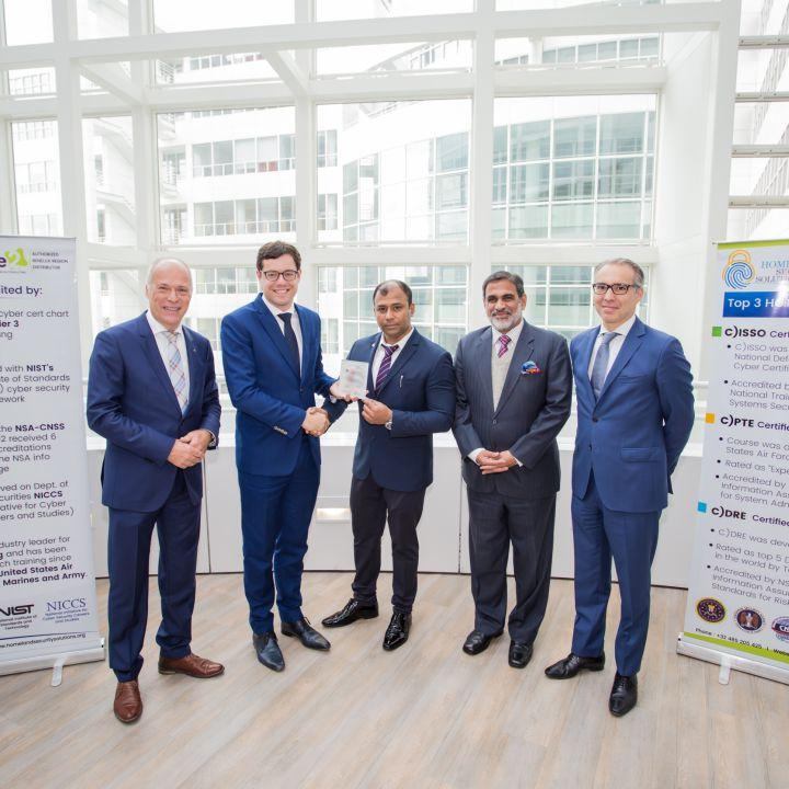 Indian Companies E2Labs and KrypC Opened New Office in The Hague