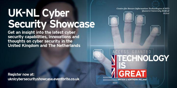 UK-NL Cyber Security Showcase