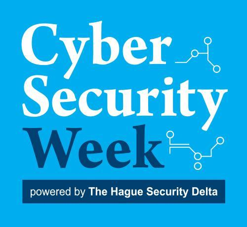 logo cyber securityweek blue