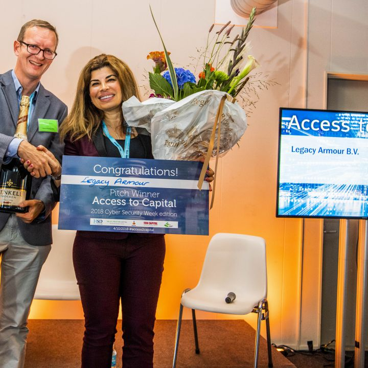 Access to Capital Event Leads to Exciting Opportunities