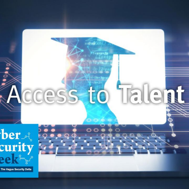 Panel-discussie Cybersecurity Onderwijs en Talent
