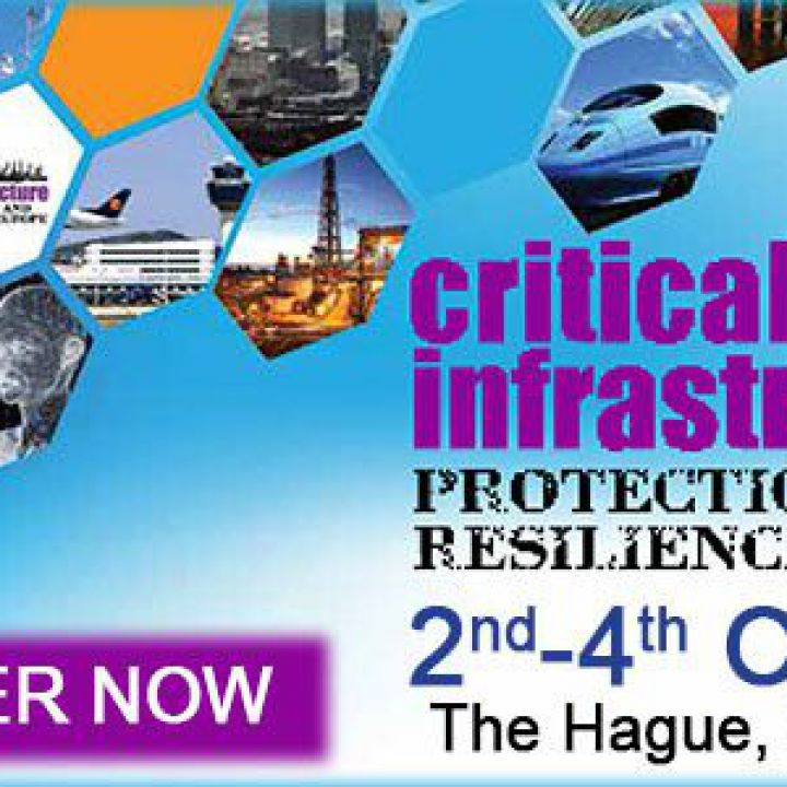 50% Discount for Critical Infrastructure Protection & Resilience Europe 2018