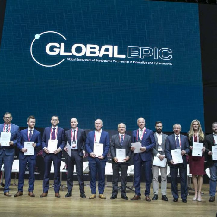 Global Ecosystem of Ecosystems Partnership in Innovation and Cybersecurity (Global EPIC)